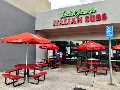 Rock n' Jenny's Italian Subs