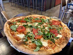 Monique pizza