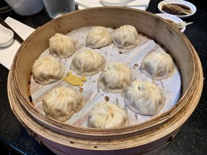 Pork & Crab Dumplings