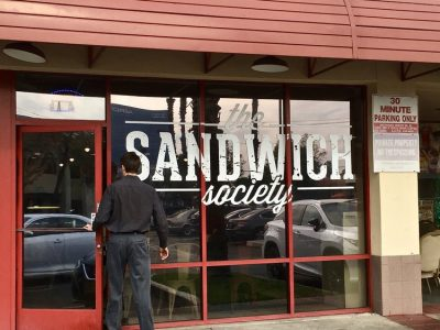 The Sandwich Society