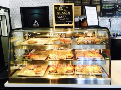 pie display case